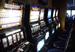 Ordinanza slot machine roma